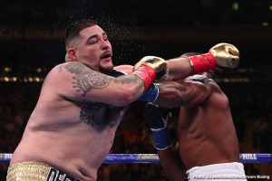 Andy Ruiz In Need Of New Trainer After Split With Manny Robles