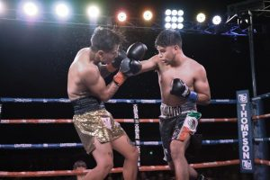 - Junior welterweight Pedro Moreno (12-0, 7 KOs) outclassed Gilberto Espinoza (11-2, 6 KOs) through eight entertaining rounds Saturday night from Moreno's hometown of Sacramento, Calif.
