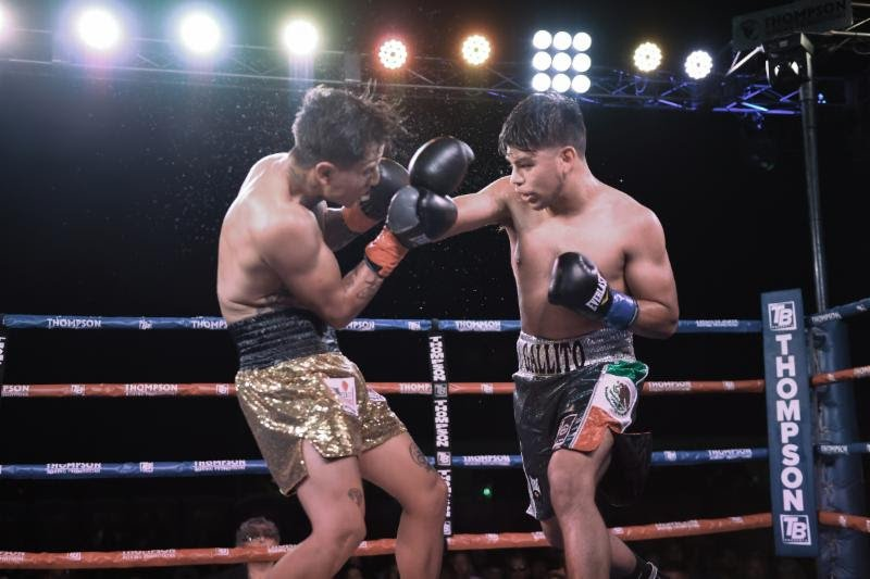 - Junior welterweight Pedro Moreno (12-0, 7 KOs) outclassed Gilberto Espinoza (11-2, 6 KOs) through eight entertaining rounds Saturday night from Moreno's hometown of Sacramento, Calif.