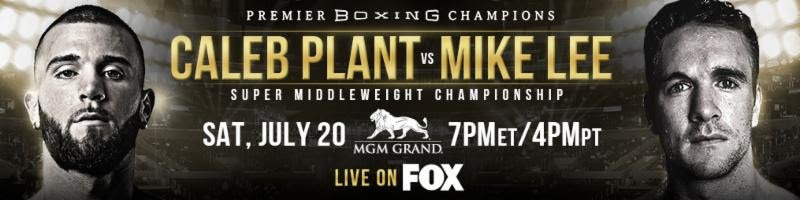 Mike Lee - Rising unbeaten heavyweight sensation and 2016 Nigerian Olympian Efe Ajagba will square off against undefeated 2016 Turkish Olympian Ali Eren Demirezen in FOX PBC Fight Night action and on FOX Deportes Saturday, July 20 from the MGM Grand Garden Arena in Las Vegas.