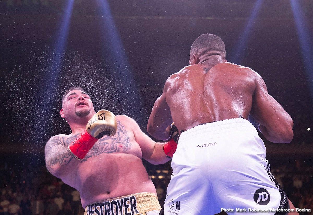 Andy Ruiz - Boxing News