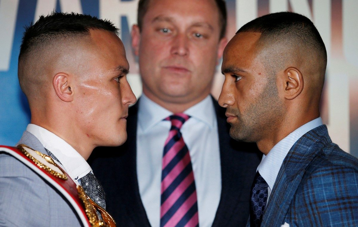 Josh Warrington Kid Galahad Boxing News Boxing Results British Boxing