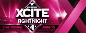 Miguel Cartagena -  The Xcite Center at Parx Casino® is just days away from hosting Xcite Fight Night 4 on Saturday, June 15th. The first of eight fights begins at 7 p.m.