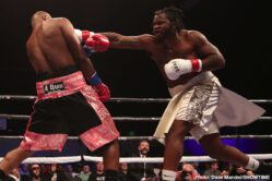 - Undefeated heavyweight prospect Jermaine Franklin Jr., escaped with a narrow split-decision victory over Jerry Forrest in the main event Friday night on ShoBox: The New Generation from the Emerald Queen Casino in Tacoma, Wash.