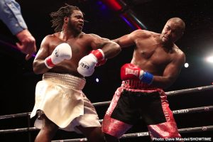 Jermaine Franklin - Undefeated American heavyweight prospect Jermaine Franklin will face Pavel Sour on Saturday, October 5 live on SHOWTIME from Dort Federal Events Center in Flint, Mich.