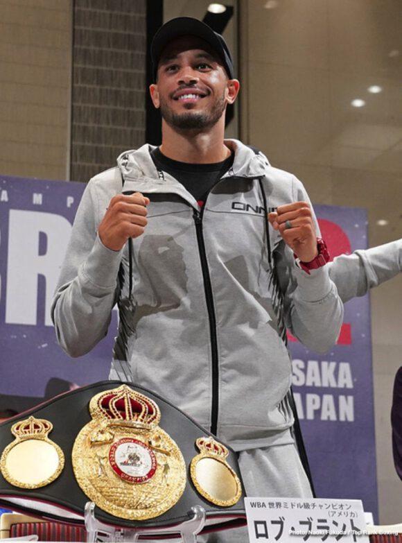 Rob Brant, Ryota Murata - Boxing News