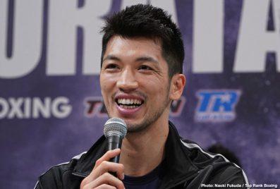 Rob Brant Ryota Murata Boxing News