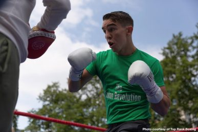 Michael Conlan Boxing News