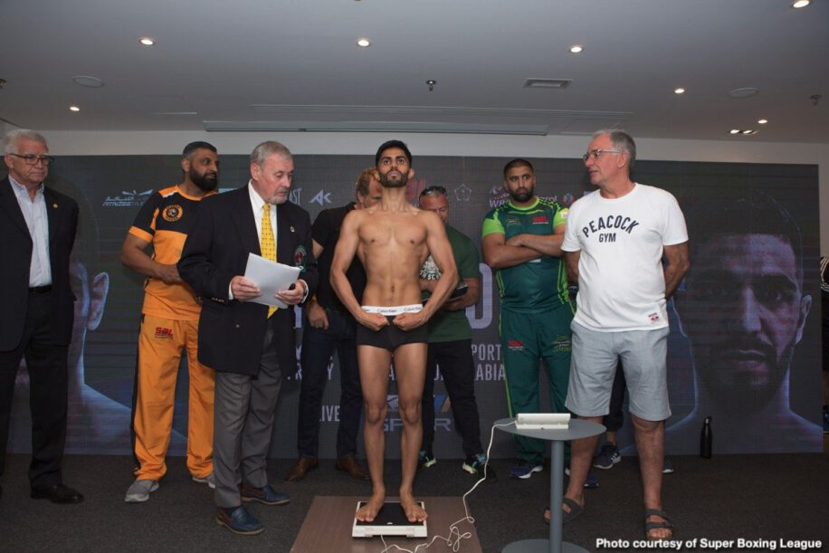 Amir Khan, Billy Dib, Hughie Fury, Samuel Peter - Boxing News