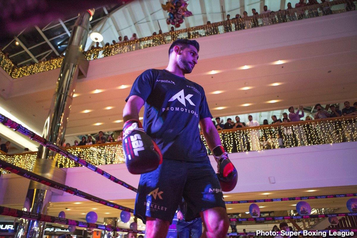 Amir Khan - Boxing News