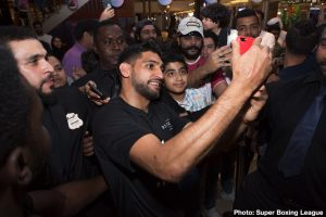 Amir Khan - Some fighters tactically plot their careers to avoid the most dangerous fights but still receive the titles, accolades, and financial rewards that come with a successful career. Others however accept any challenge, the higher the risk the higher the adrenaline rush, titles are a goal, financial reward is merely a bonus.