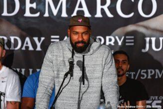 Antonio DeMarco, Charles Martin, Gerald Washington, Jamal James, Robert Helenius - Boxing News