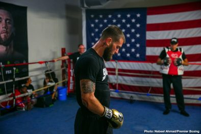 Caleb Plant Efe Ajagba Mike Lee Boxing News