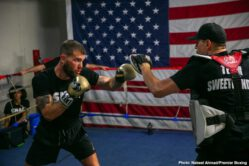 Caleb Plant, Efe Ajagba, Mike Lee - Undefeated Super Middleweight World Champion Caleb Plant Talks Preparation for his First Title Defense as he Faces Unbeaten Mike Lee in the FOX PBC Fight Night Main Event on FOX & FOX Deportes on Saturday, July 20 from the MGM Grand Garden Arena in Las Vegas.
