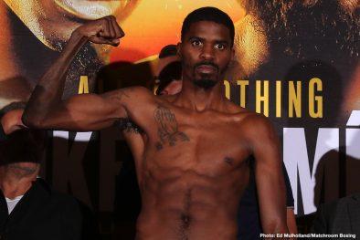 Jose Carlos Ramirez Maurice Hooker Boxing News