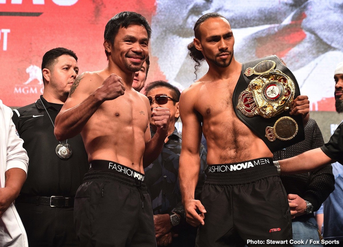Keith Thurman - Keith Thurman
