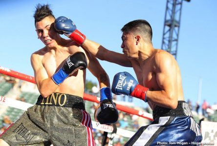 Rey Vargas Tomoki Kameda Boxing News Boxing Results Top Stories Boxing