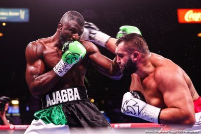 Caleb Plant Efe Ajagba Mike Lee Boxing News Boxing Results Top Stories Boxing