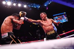 Juan Carlos Payano, Luis Nery, Sergey Lipinets - Former world champion Sergey Lipinets (16-1, 12 KOs) scored a highlight-reel knockout against Jayar Inson (18-3, 12 KOs) in the second round of their welterweight matchup.