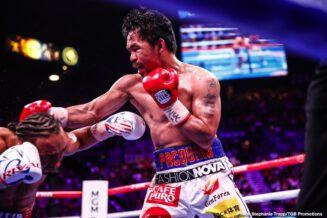 Keith Thurman, Manny Pacquiao, Omar Figueroa Jr., Yordenis Ugas - Boxing News