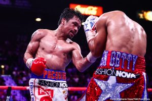 On This Day In 1995: The Legendary Manny Pacquiao Goes Pro