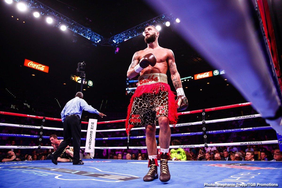 Caleb Plant, Canelo Alvarez, Eddie Hearn - Boxing News
