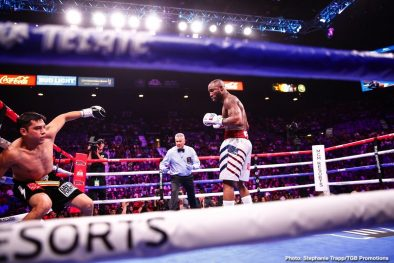 Keith Thurman Manny Pacquiao Omar Figueroa Jr. Yordenis Ugas Boxing News Boxing Results Top Stories Boxing