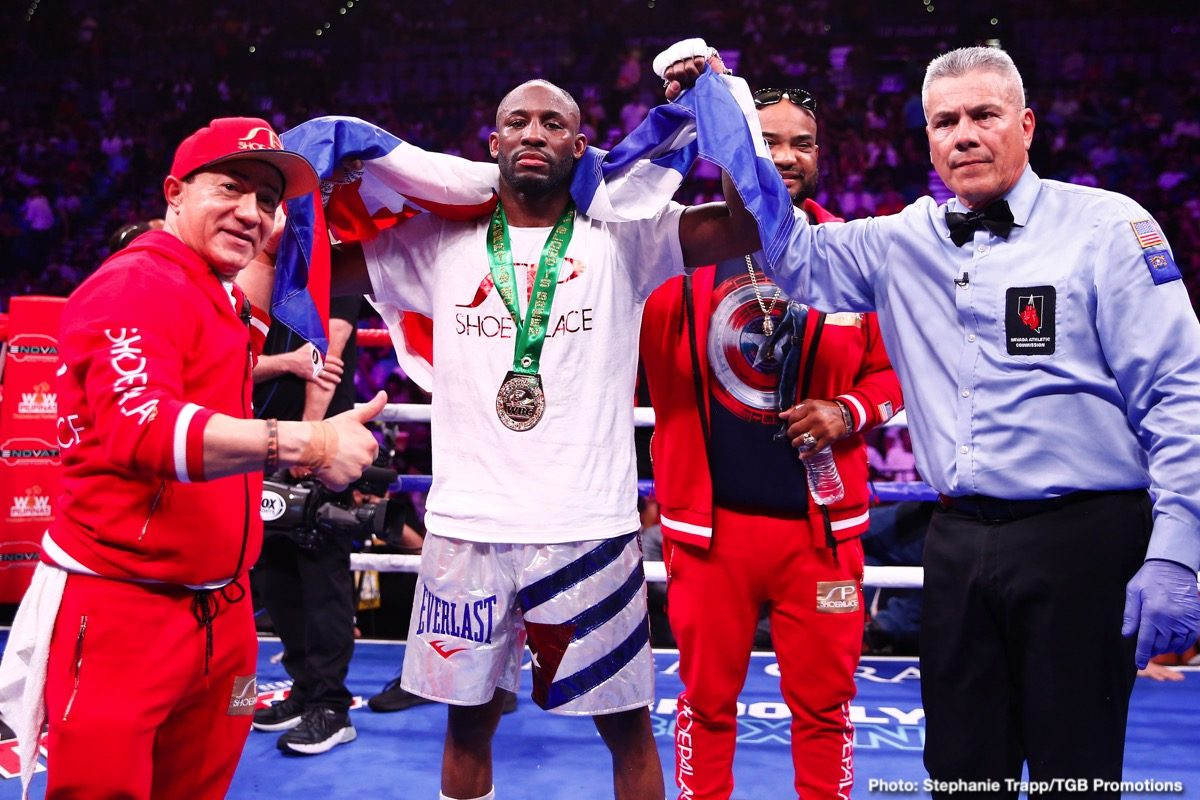 Abel Ramos, Yordenis Ugas - Yorgenis Ugs and Abel Ramos meet this Sunday on FOXin welterweight action. The two met on Thursday to give their thoughts on their match-up at the Microsoft Theater in Los Angeles.
