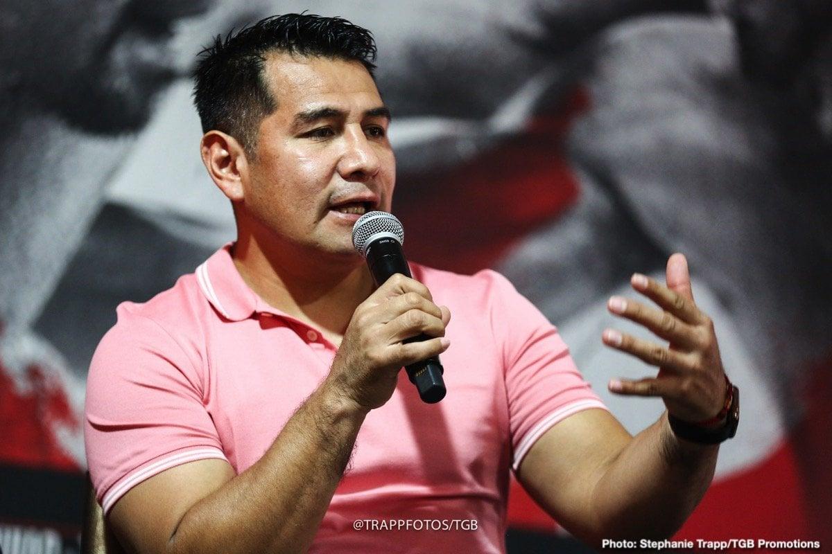 Marco Antonio Barrera, Naseem Hamed - Boxing History