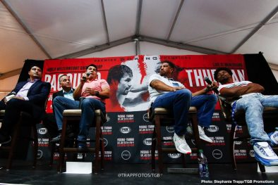 Erik Morales Keith Thurman Manny Pacquiao Boxing News Top Stories Boxing