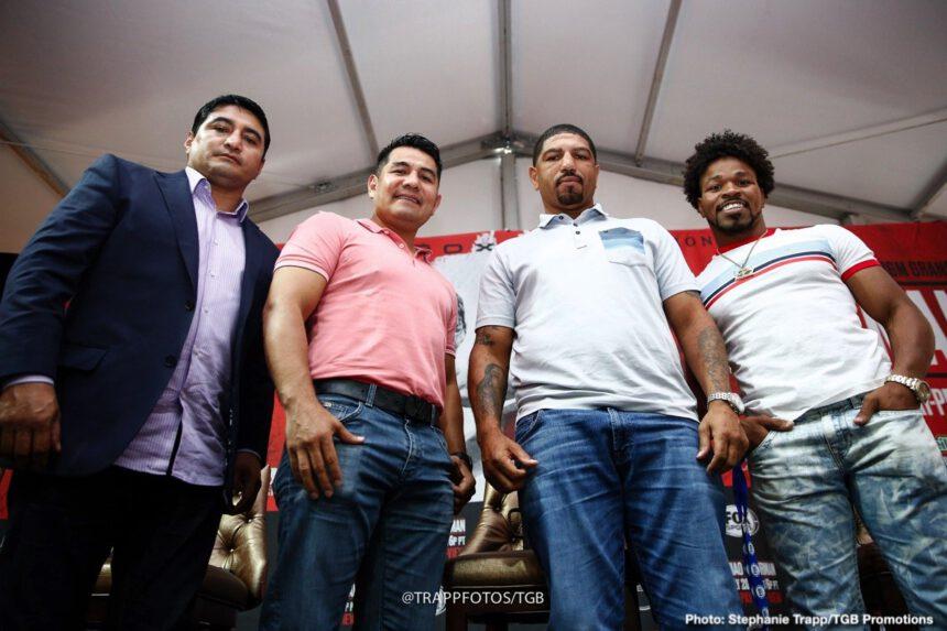 Erik Morales, Keith Thurman, Manny Pacquiao - Boxing News