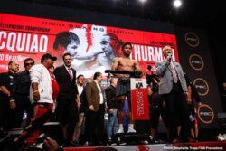 Keith Thurman, Manny Pacquiao - https://www.youtube.com/watch?v=xXVIGBELKZY