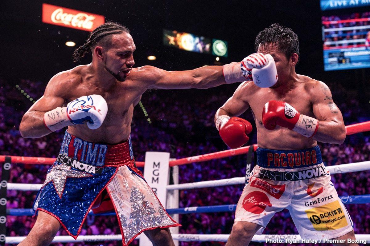 Keith Thurman - Boxing News