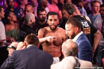 Antonio DeMarco Bryant Perrella Charles Martin Gerald Washington Jamal James Robert Helenius Boxing News Boxing Results Top Stories Boxing