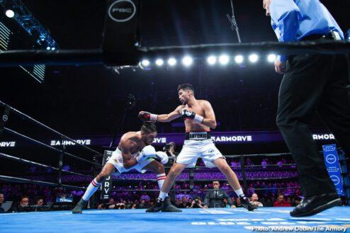 Antonio DeMarco, Bryant Perrella, Charles Martin, Gerald Washington, Jamal James, Robert Helenius - Boxing News