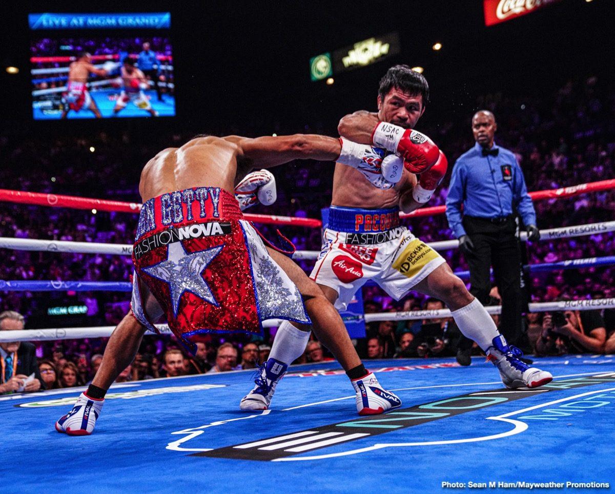 Golden Boy Promotions, Manny Pacquiao, Oscar De La Hoya, Ryan Garcia - Boxing News