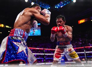 Manny Pacquiao Back In Training With Buboy Fernandez, Nonoy Neri – For Terence Crawford Fight?
