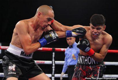 Jason Quigley Tureano Johnson Boxing Results Press Room