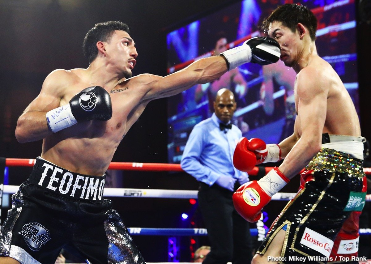 Teofimo Lopez - Boxing News
