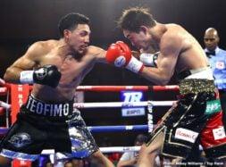 Teofimo Lopez - (Photo Credit: Mikey Williams / Top Rank)