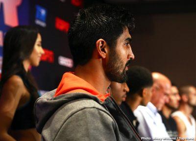 Shakur Stevenson Vijender Singh Boxing News