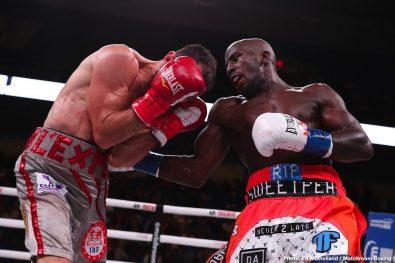 Guillaume Frenois Jose Ramirez Maurice Hooker Tevin Farmer Boxing News Boxing Results