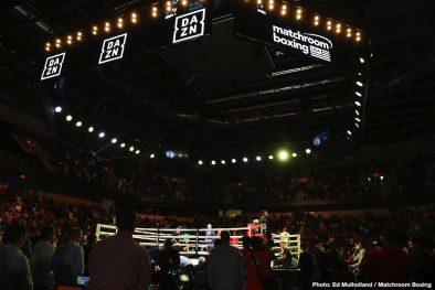 Jose Ramirez Maurice Hooker Tevin Farmer Boxing News Boxing Results Top Stories Boxing