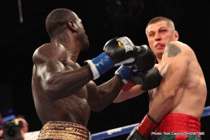 Sergei Liakhovich Boxing News