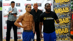 "Danny Gonzalez - The DANNY ""EL GALLO"" GONZALEZ and JEROME ""THE CONQUEROR"" CONQUEST fight and the ABO America's Welterweight Title bout between RONNIE ""TEFLON RON"" AUSTION and DENNIS ""BILLABONG"" OKOTH, will be available via FITE.TV PPV starting at 8:00PM/ET.  FITE, the world leader in the digital distribution of combat sports will stream the event live on the www.FITE.TV website, FITE mobile apps for iOS, Android, and the FITE channels of Amazon Fire, Android, Apple TV, and Roku on a PPV basis.  The FITE PPV will stream all five bouts and be available for just $14.99.  Check availability in your area by going to the FITE.tv website."