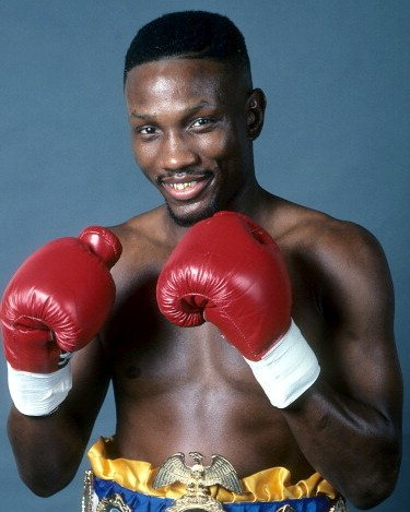 Pernell Whitaker - Press Room