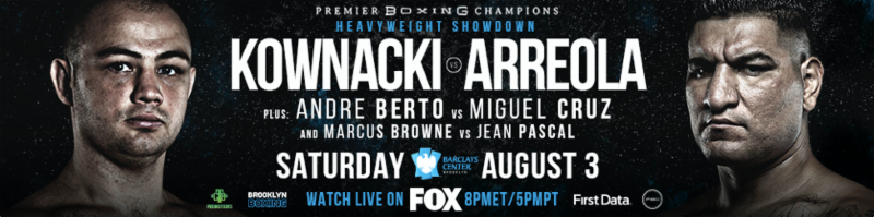 Exciting Lineup of Undercard Fights Feature Puerto Rican Heavyweight Carlos Negron, Super Welterweight Clash Between Curtis Stevens & Wale Omotoso, Local Fan-Favorite Heather Hardy & More