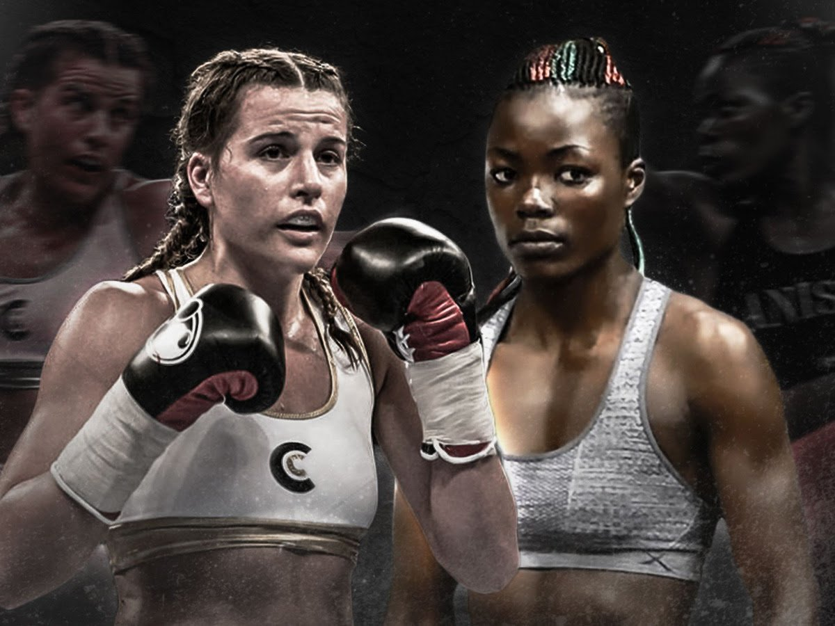 Katie Taylor - Chantelle Cameron is eager to get her hands on bitter rival Anisha Basheel when the pair clash in Saturday's WBC world title eliminator.