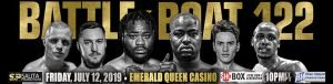 """Jermaine Franklin - Both Jermaine Franklin and Jerry """"Slugger"""" Forrest are predicting knockouts when the two heavyweights face off in the main event of ShoBox: The New Generation on Friday, July 12."""