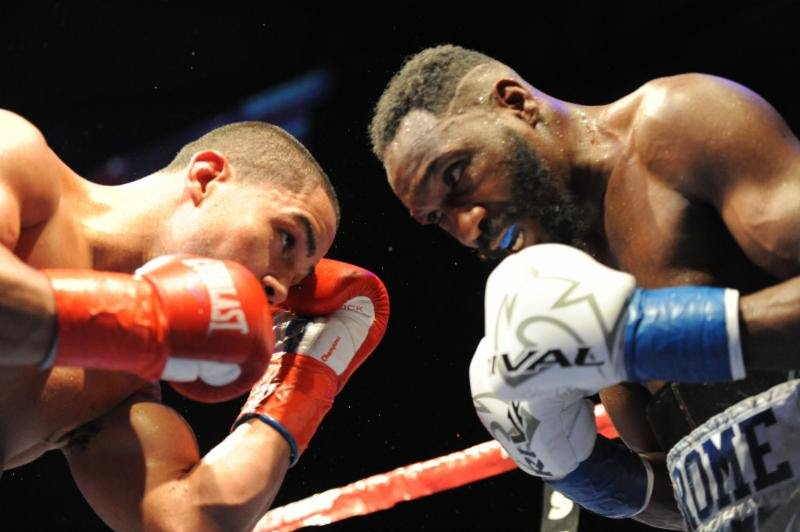 "Tyrone James - Star Boxing's ""Rockin' Fights"" on Friday night brought the summer heat to The Paramount. All five bouts were fan friendly, with thrilling action form start to finish."